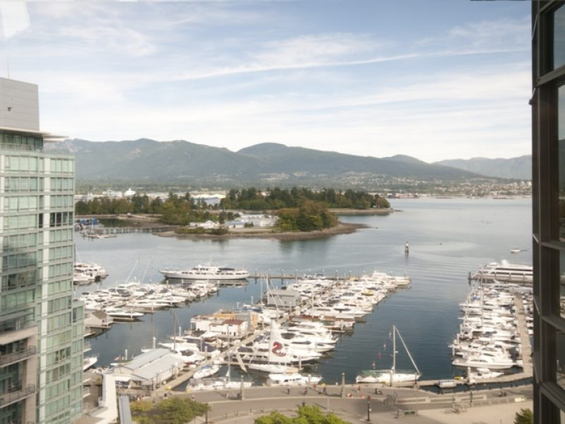 Vancouver Furnished Apartment Rental In Coal Harbour At Harbourside Park I Furnished Vancouver