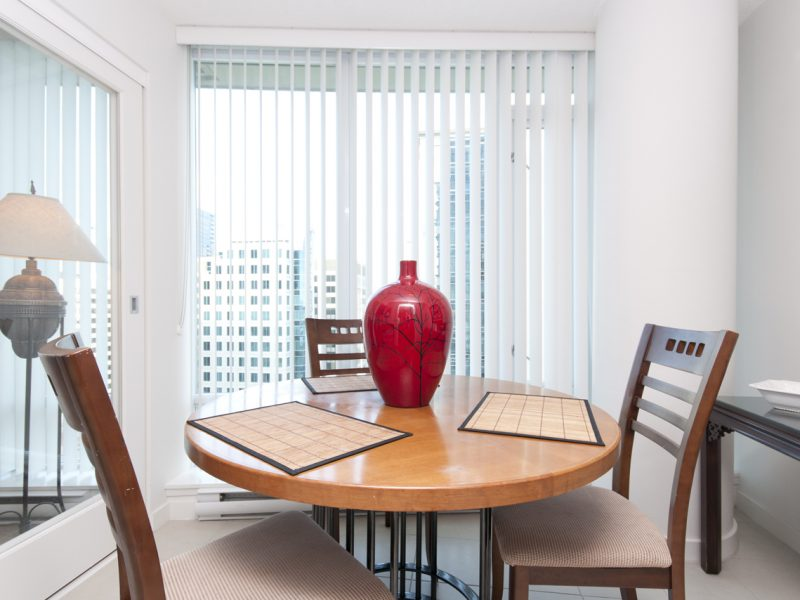 Furnished Downtown Vancouver Apartment for Rent at The ...