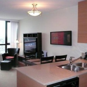 1 Bedroom Furnished Apartments Vancouver