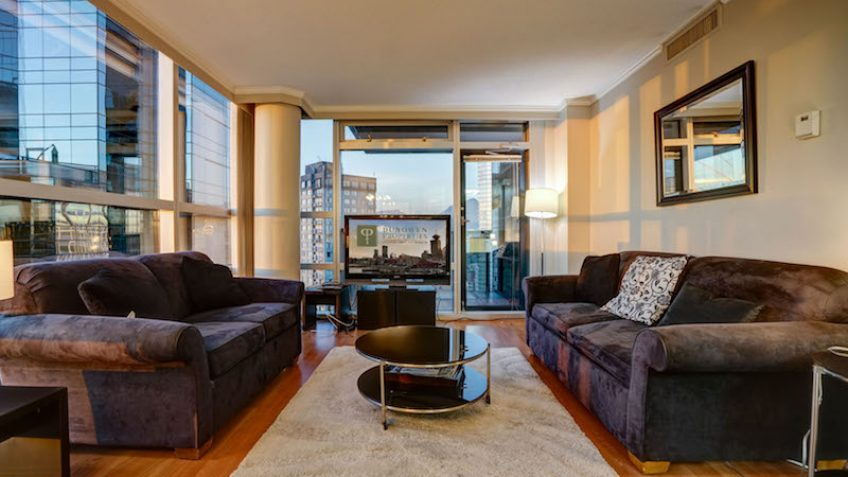 vancouver apartments furnished rentals accommodation properties condos nearby downtown coal harbour west end Dunowen Properties www.dunowen.com